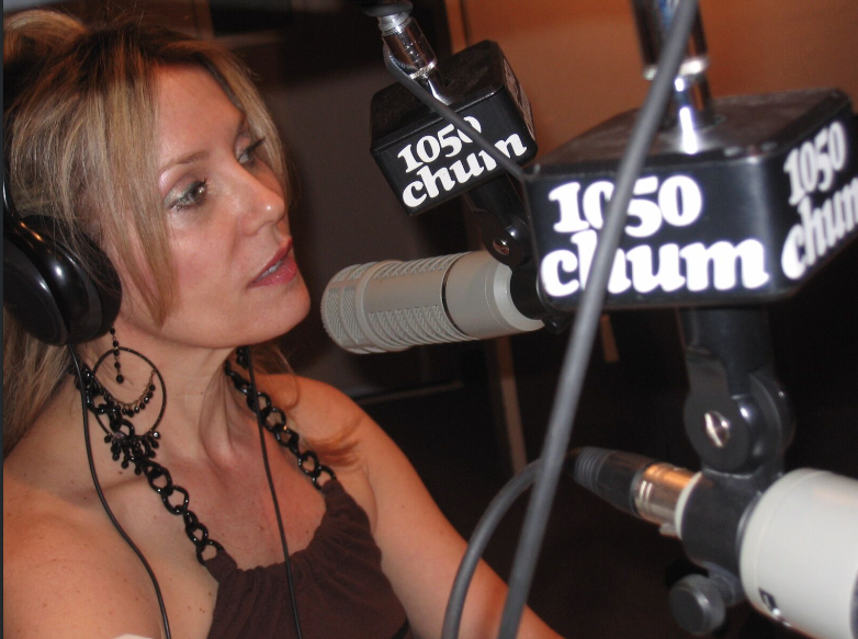 """1050 CHUM Call in radio show, with featured guests every week. Saturday mornings, 10:00am -11:00am. The lines are burning up with lost of """"ask The Wine Ladies"""" questions. Georgia has the answers to be sure!"""