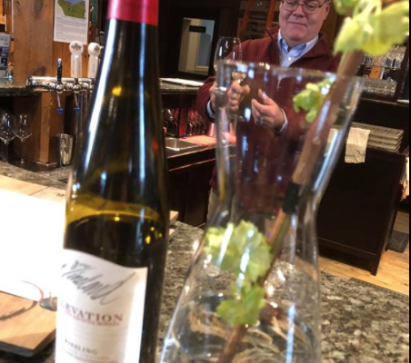 David Hulley, Vineland Estates Winery, Riesling
