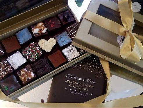 Miss Bailey Brown Chocolate