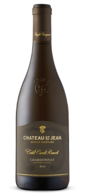 Château St. Jean Cold Creek Ranch Chardonnay 2014