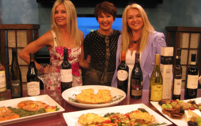 CHCH TV Easter Wine and Food Pairing, with Annette Hamm March 23