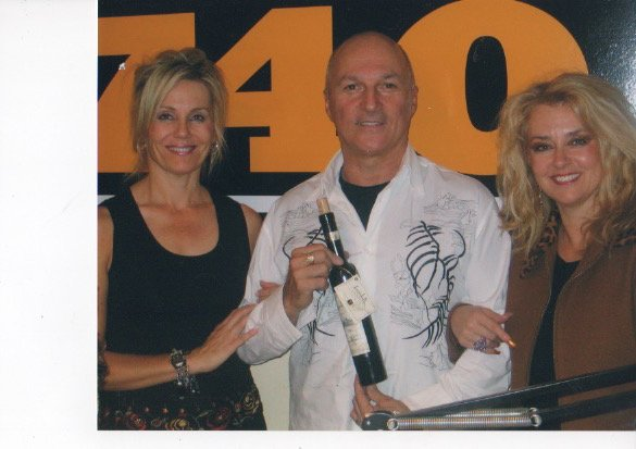 Godfather of Icewine, Donald Ziraldo, The Wine Ladies radio show, 2005