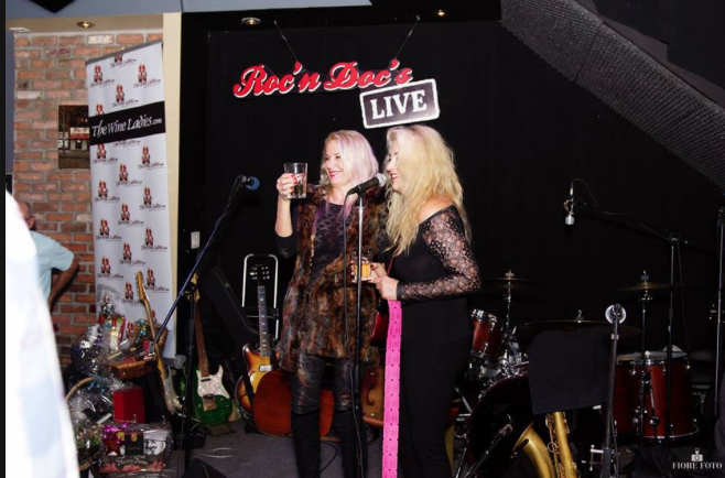 Dancing With Mississauga Stars , Fundraiser at Roc n Docs, Fall 2015.