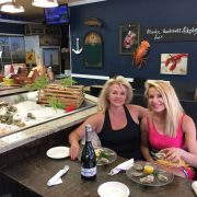 The Mermaid and the Oyster in Kerr Village, Oakville