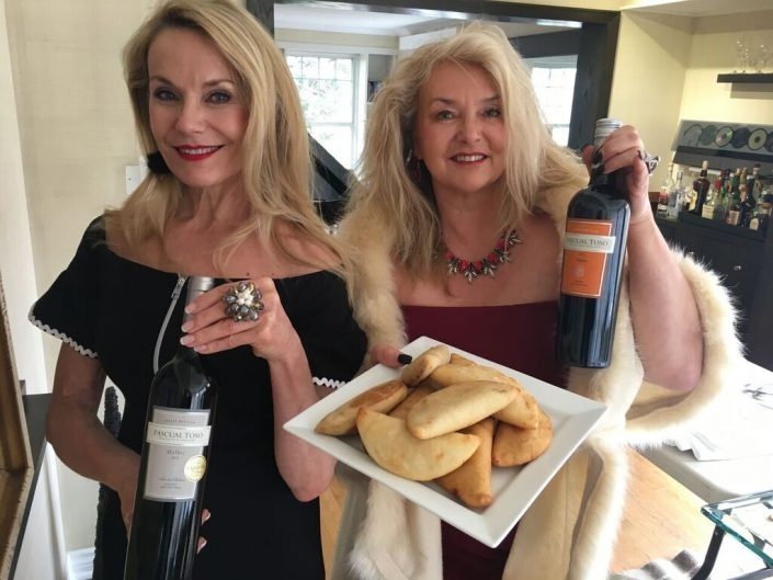 Preparing to celebrate Malbec World Day 2018 in style with Pascual Toso Malbec and Empanadas!