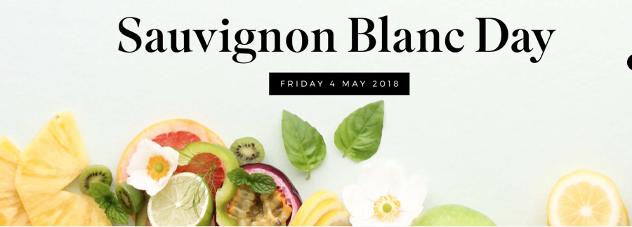 International Sauvignon Blanc Day 2018