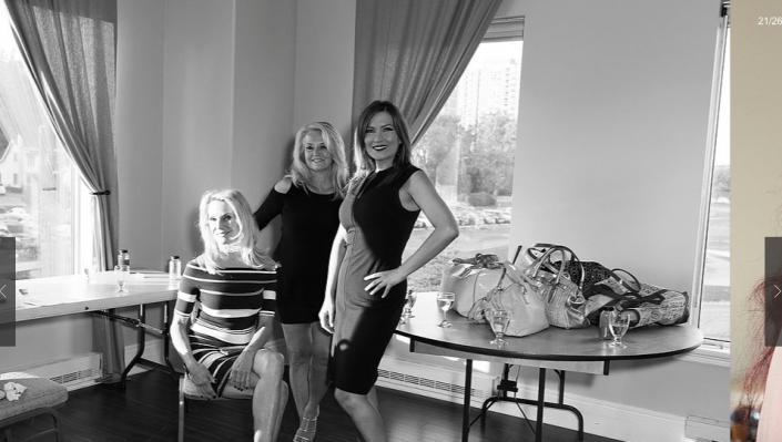 Fashion Circuit Series Halton 2017. Walking the cat walk for a great cause with Tania Kolar.