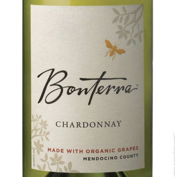 Bonterra Chardonnay 2012