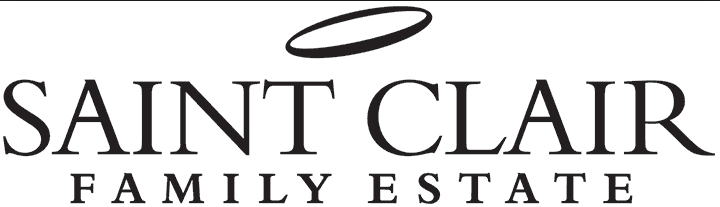saint clair family estate logo