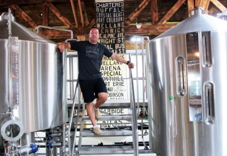 Ed Ed Madronich, Shawn and Ed Brewing Co. and Flat Rock Cellars