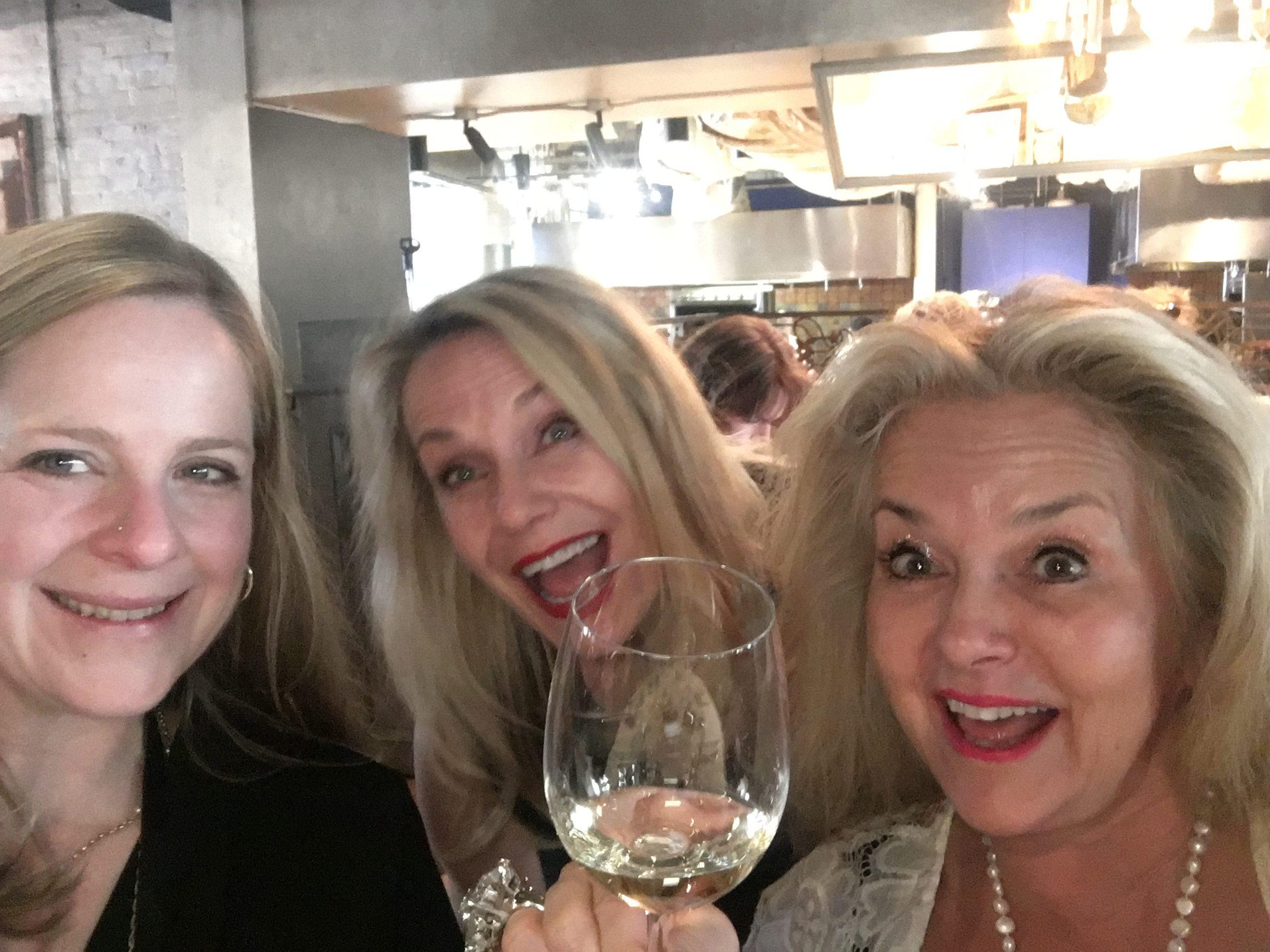 Selfie time with Megan Schofield, winemaker Robert Monday Winery! We had a blast! Adieu until we meet again!
