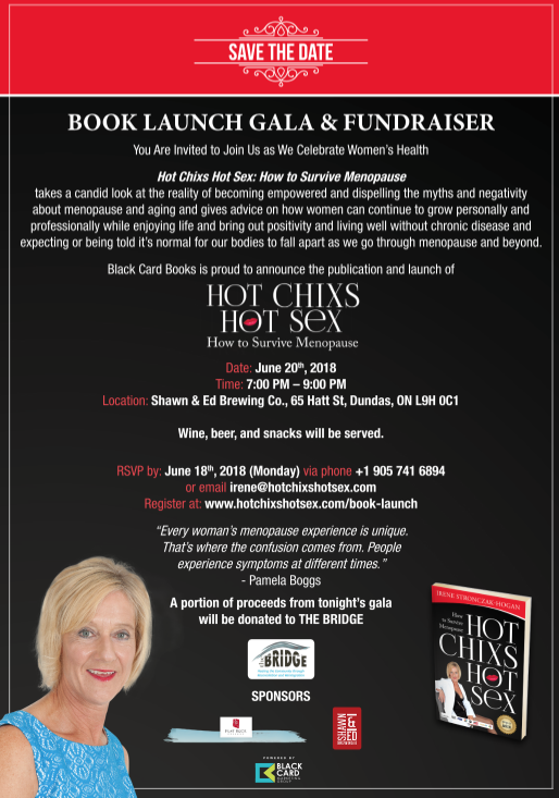 Hot Chixs Hot Sex Book Launch