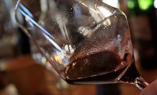 Wine stones or diamonds.