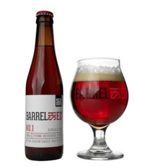 Shawn and Ed Brewing Co, Barrelshed