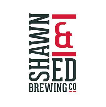 Shawn and Ed Brewing Co Logo