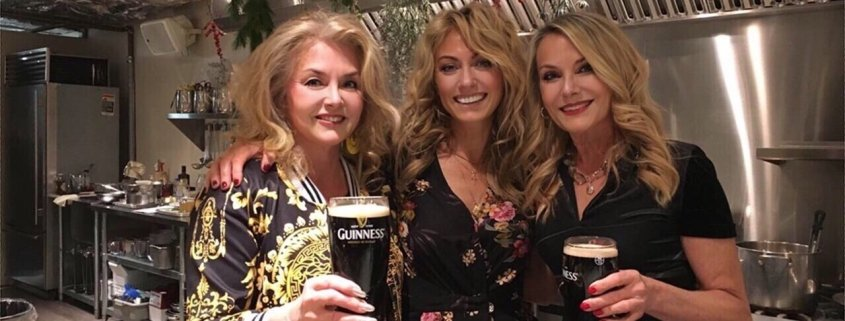 The Wine Ladies meet Celebrity Chef Clodagh McKenna at Dish Cooking School