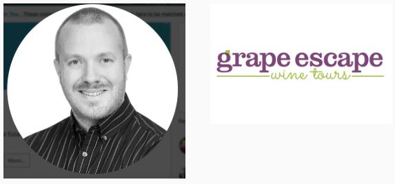 Richard Mell, Grape Escape Wine Tours