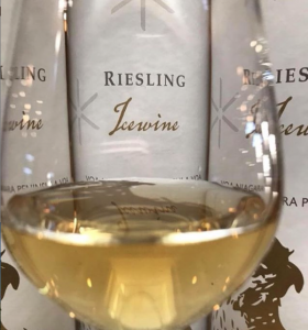 "According to Len, ""Riesling icewine is icewine off steroids!"""