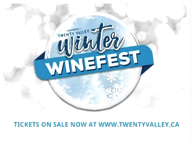 Twenty Valley Winter WineFest