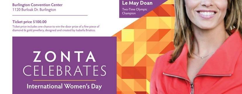 Zonta Oakville International Women's Day 2019