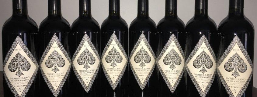 Georgia's Wine Pick. Viticcio Morellino di Scansano 2015