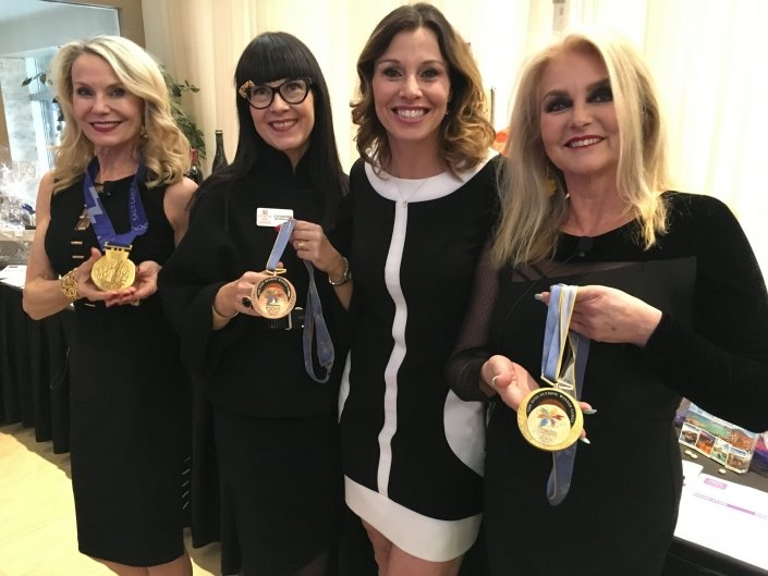 International Women's day 2019 Zonta Celebrates March 5, 2019.