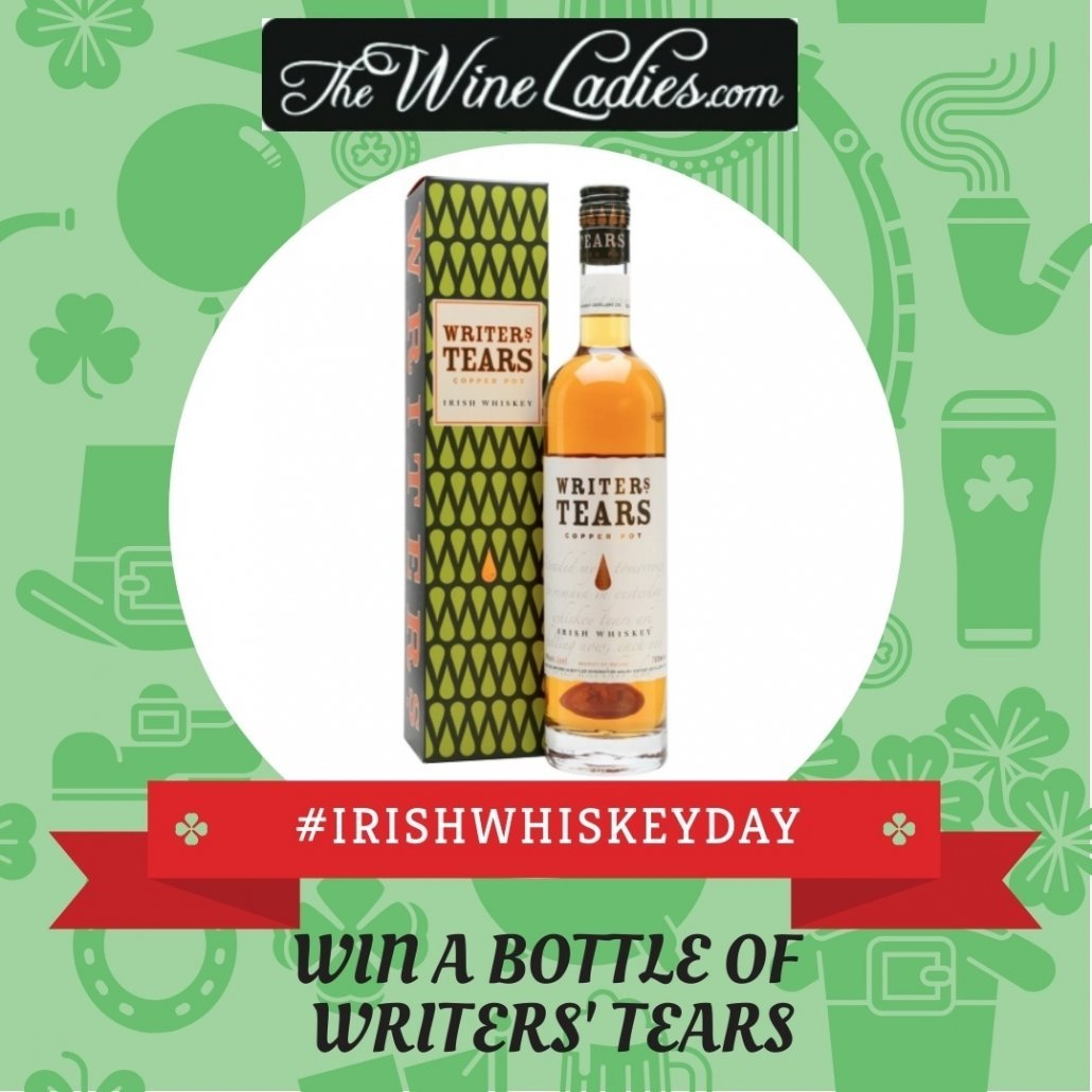 Irish Whiskey Day Instagram Contest