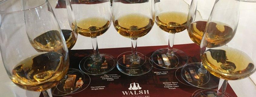 Press luncheon Walsh Whsikey Distillery, Toronto Feb 2019