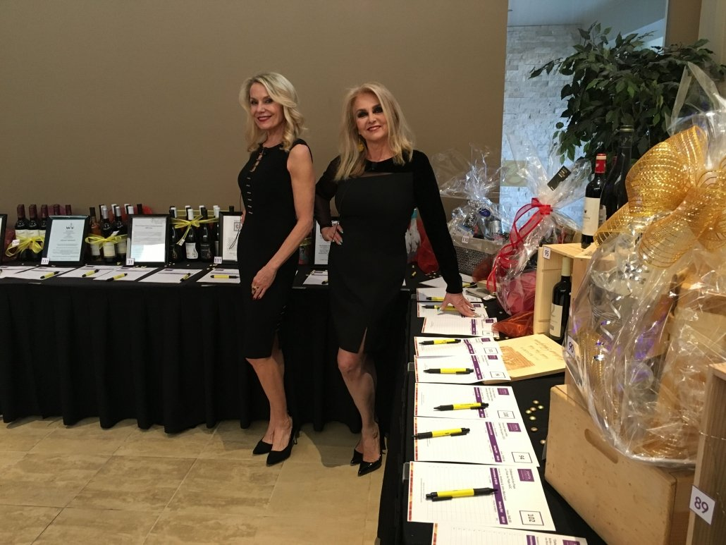 The Wine Ladies will be there! Bid on amazing wines at the WINE WALL.....  Donations including...Fielding Estate, Tawse, Angels Gate, Kacaba, Rosewood, Hernder, Vineland and Chateau de Charmes