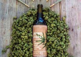 Rebel Coast Winery Cannabis Weed Wine
