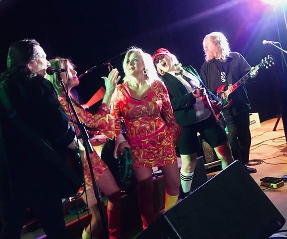 Brilliant cover by Freedom Train - You Shook Me All Night Long -AC/DC Gala event Stardust Rocks 2019 for Children's Aid of Halton Raised over 200K Congrats to all for a job well done! Rock on!!!!