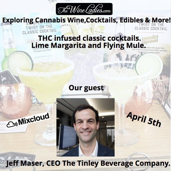 "Up next, we deviate from the vine and turn our attention to The Tinley Beverage Company, based here in Toronto producing a number of cannabis based beverages including they THC infused classic cocktails. Tinley's mission is , ""to help consumers enjoy cannabis in familiar, classic beverages dosed to perfection!  The Tinley Beverage Company Inc. is publicly traded on the Canadian Securities Exchange (TNY:CSE) and on the OTC Exchange (TNYBF:OTC)."