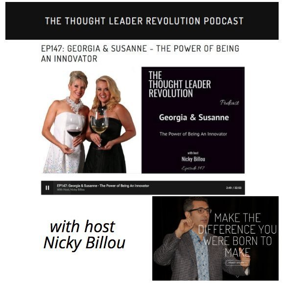 The Thought Leader Revolution with Nicky Billou