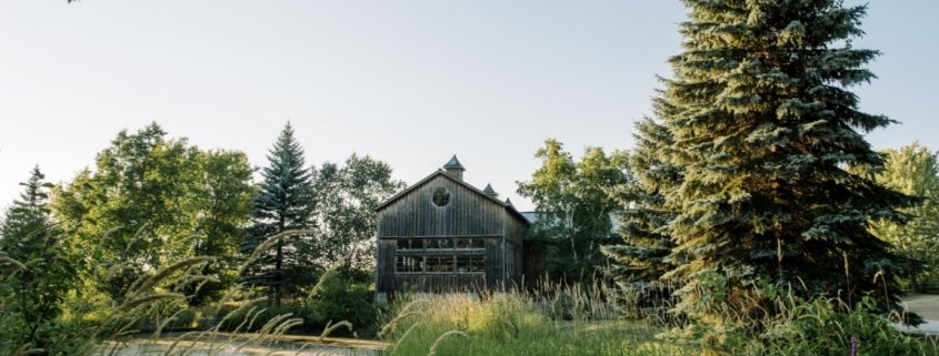 Grange of Prince Edward Barn