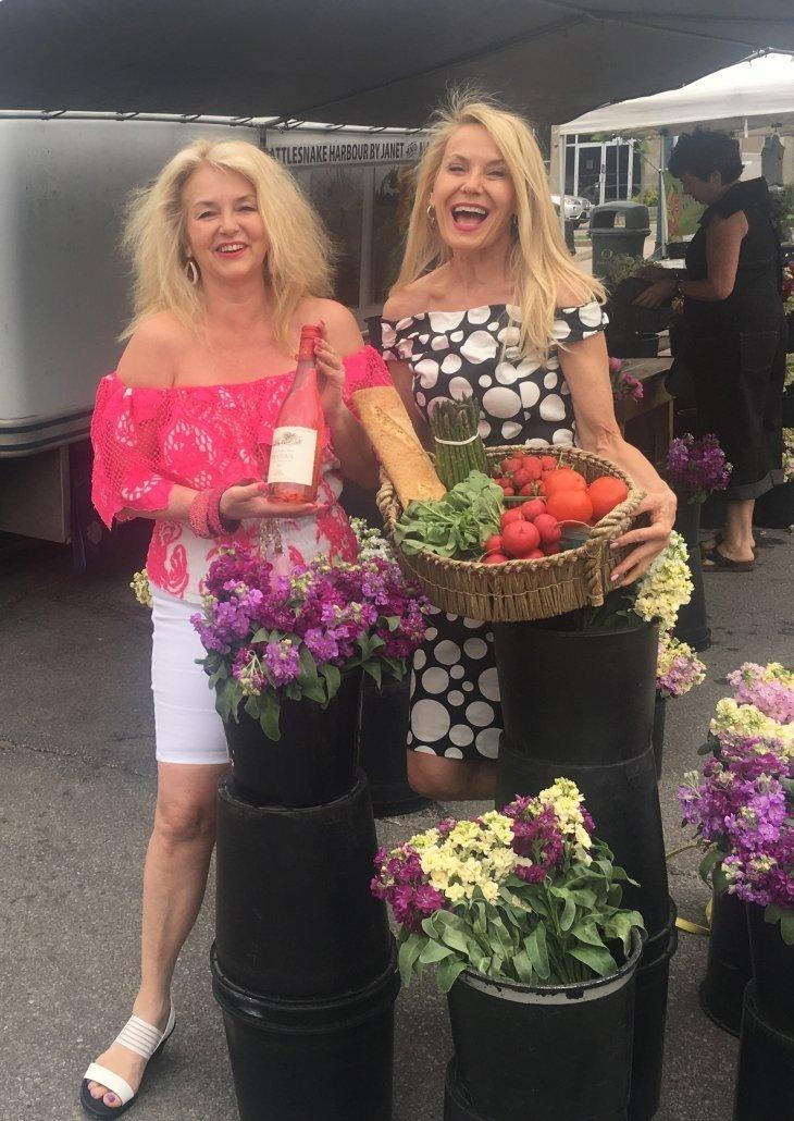Rosé Day Ventoux Market