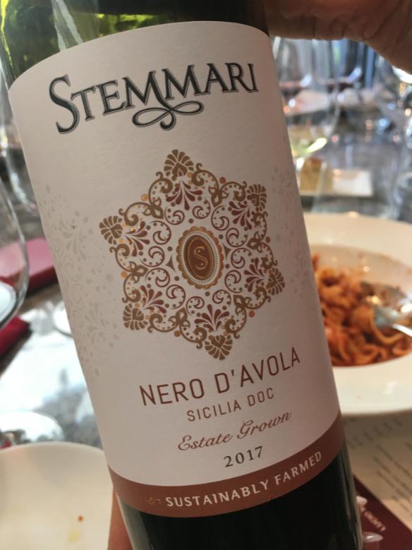 "Stemmari Nero D""Avola"