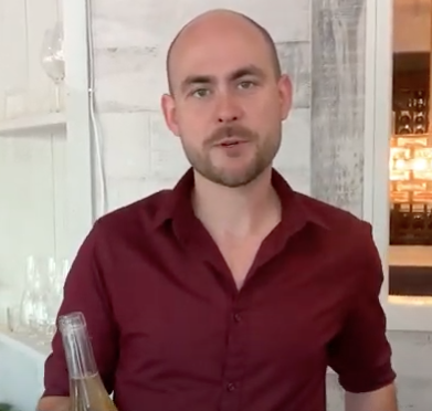 Andrew Rytwinski, Co-Owner, The Wine Bar