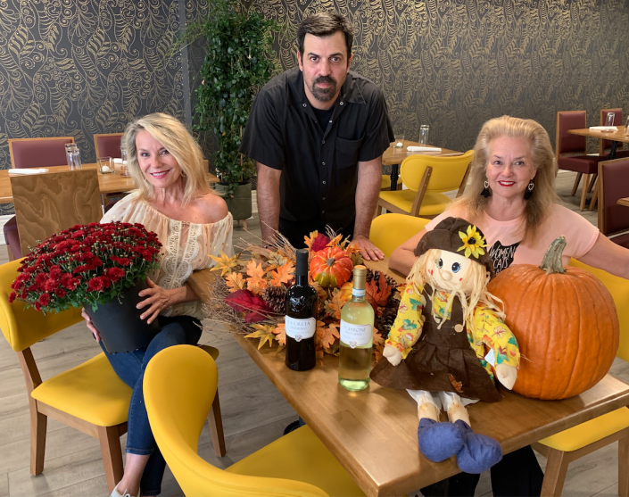 Thanksgiving 2020 at Zucchinis Cucina and Chef Giuseppe Ferraro